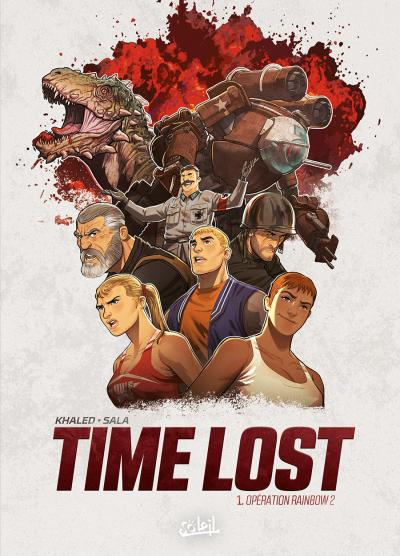 Time Lost 1 : Opération Rainbow 2