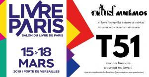 Les éditions ActuSF et Mnémos à Livre Paris