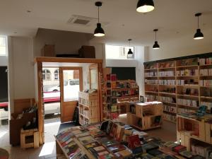 Journée d'Inauguration de La librairie la Madeleine