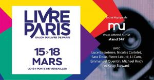 Mü éditions à Livre Paris