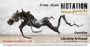 Exposition Philippe Aureille