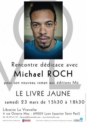 Rencontre avec Michael Roch