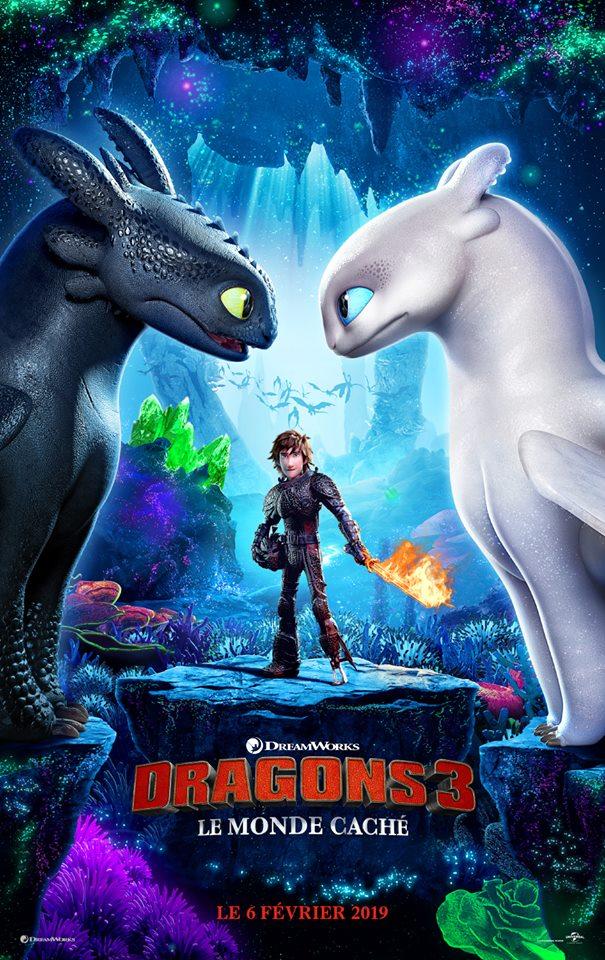 Ciné Et Série Dragons Ten After Mifnight Et Boba Fett