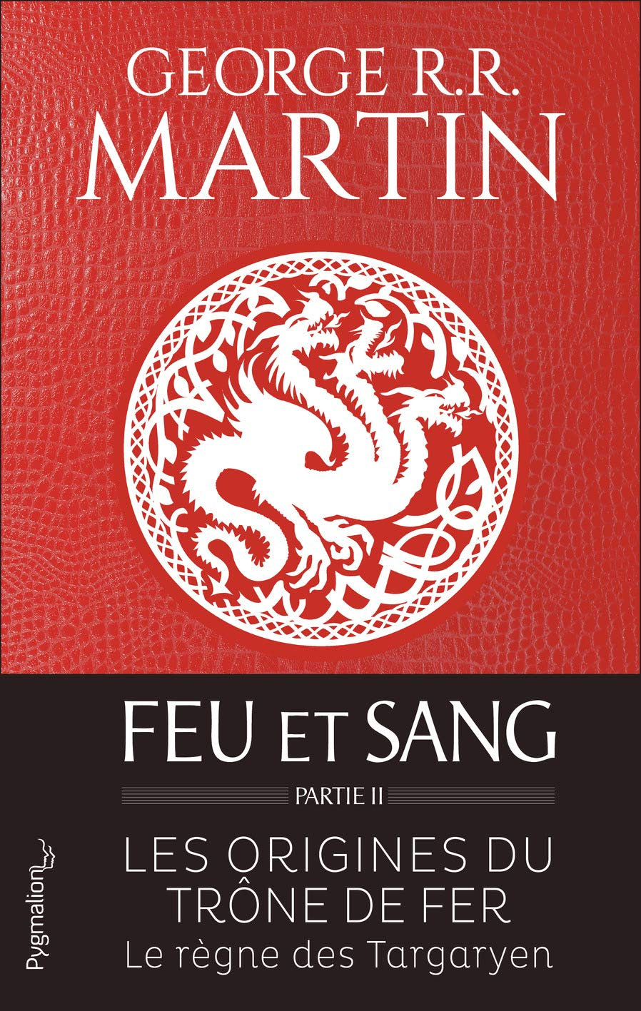 Photo de George R.R. Martin - Feu et sang II