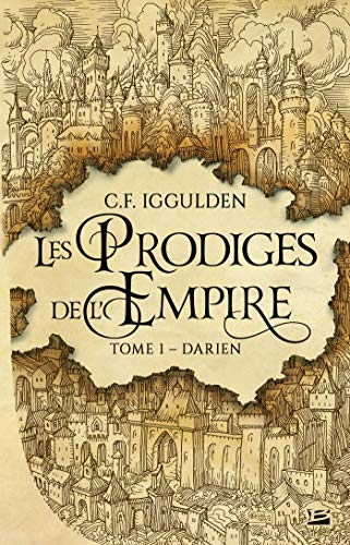 Photo de Les prodiges de l'Empire, tome 1 : Darien