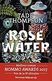 Photo de Tade Thompson - Rosewater