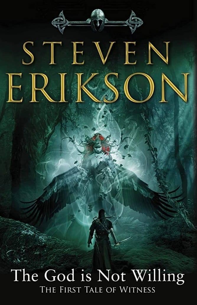 Witness - Une couverture pour la nouvelle trilogie de Steven Erikson