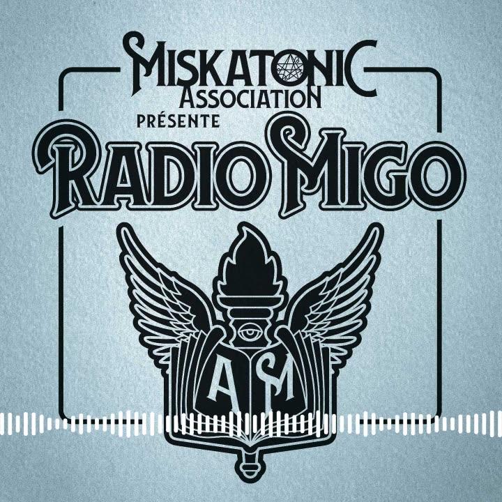 Alex Nikolavitch, Maxime Le Dain et Christophe Thill invités de l'émission Radio MiGo