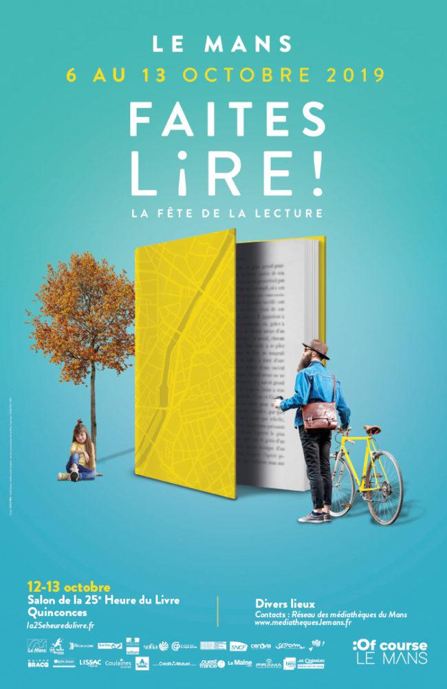 La 25e Heure Du Livre Clement Bouhelier Laureat Du Prix De