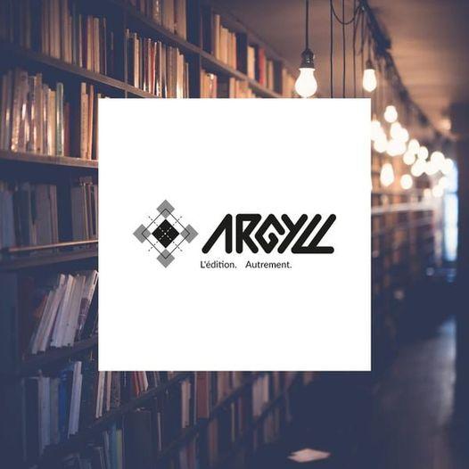 Xavier Dollo vous présente Argyll Editions