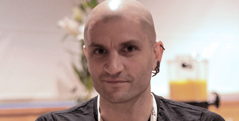 Interview de China Miéville pour The City & The City
