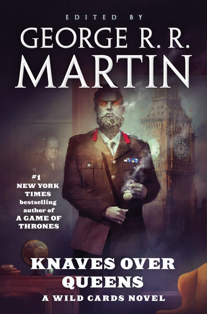 Knaves over Queens, le nouveau Wild Cards signé George R.R. Martin