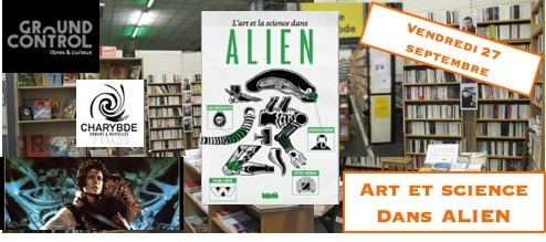 Photo de Art et Science dans Alien