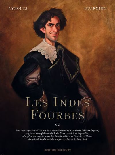 Les Indes Fourbes - fast motion par Juanjo Guarnido