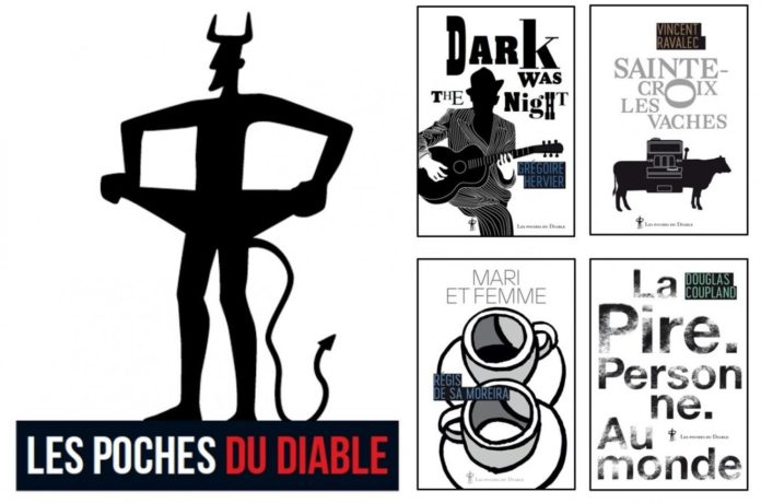 Au Diable Vauvert lance sa collection poche !
