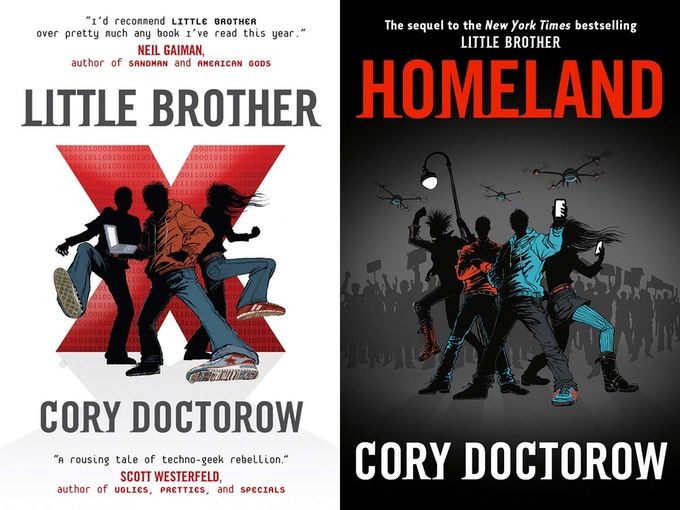 Un crowdfunding pour Cory Doctorow