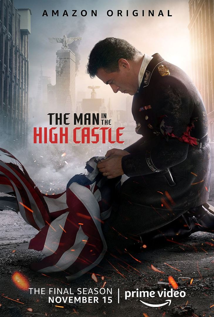 Pas de saison 5 pour The Man in The High Castle