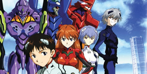 C'est plus que de la SF #5 #5 Neon Genesis Evangelion - Pierre-William Fregonese