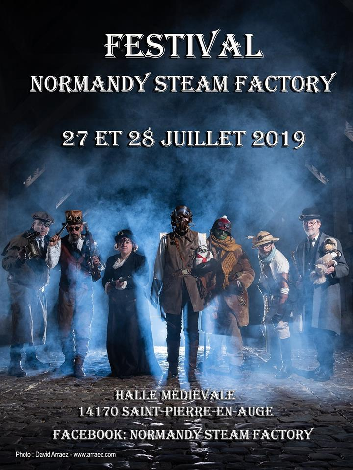 Photo de Normandy Steam Factory 2019