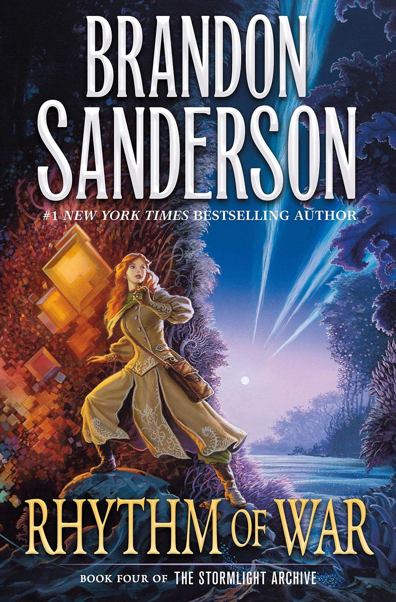Rhythm of War - Brandon Sanderson sort un nouveau roman