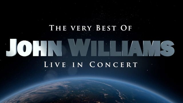 John Williams en concert à Paris et Lyon