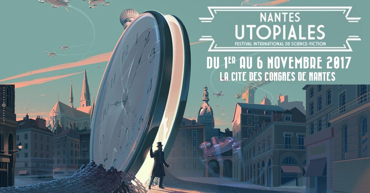 Toutes les conférences des Utopiales 2017