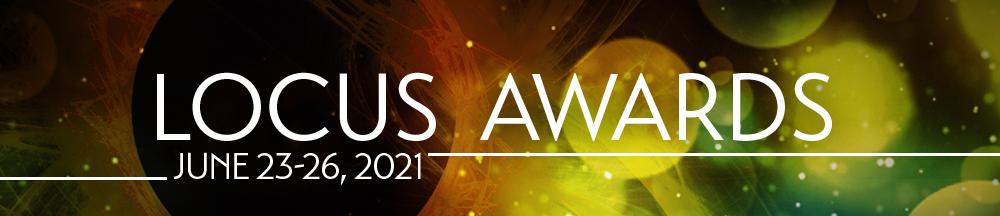 Les finalistes pour le prix Locus 2021 !
