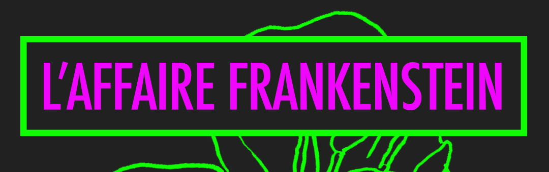 L'Affaire Frankenstein - Une enquête sonore par Kobo Originals