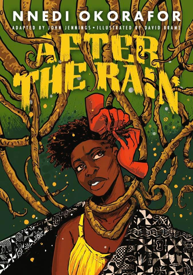 After the rain - Un roman graphique de Nnedi Okorafor