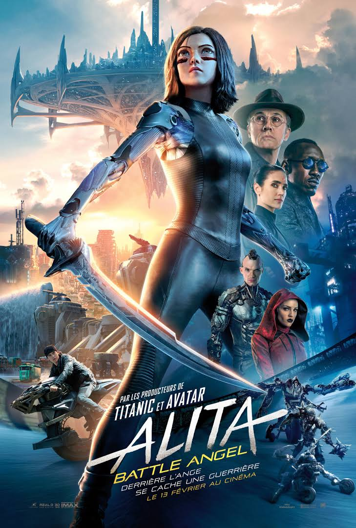 Alita : Battle Angel - L'analyse de Jean-Baptiste Lamoureux