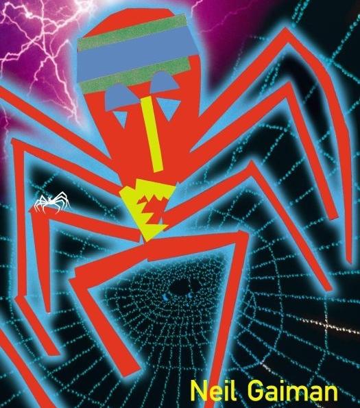 Une araignée nommée en l'honneur de Neil Gaiman