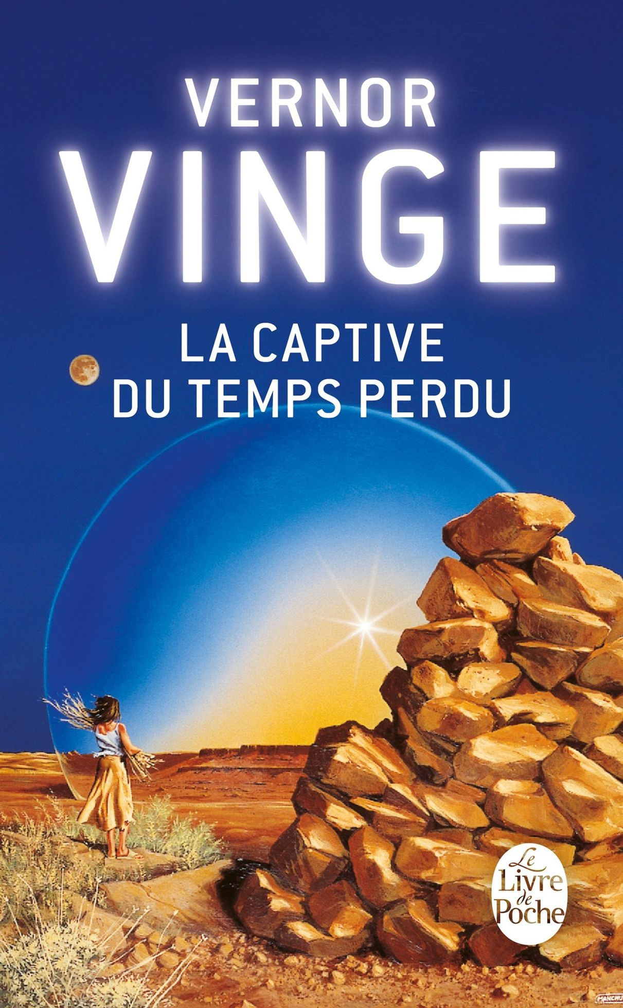 Vernor Vinge remporte le Prix Heinlein 2020