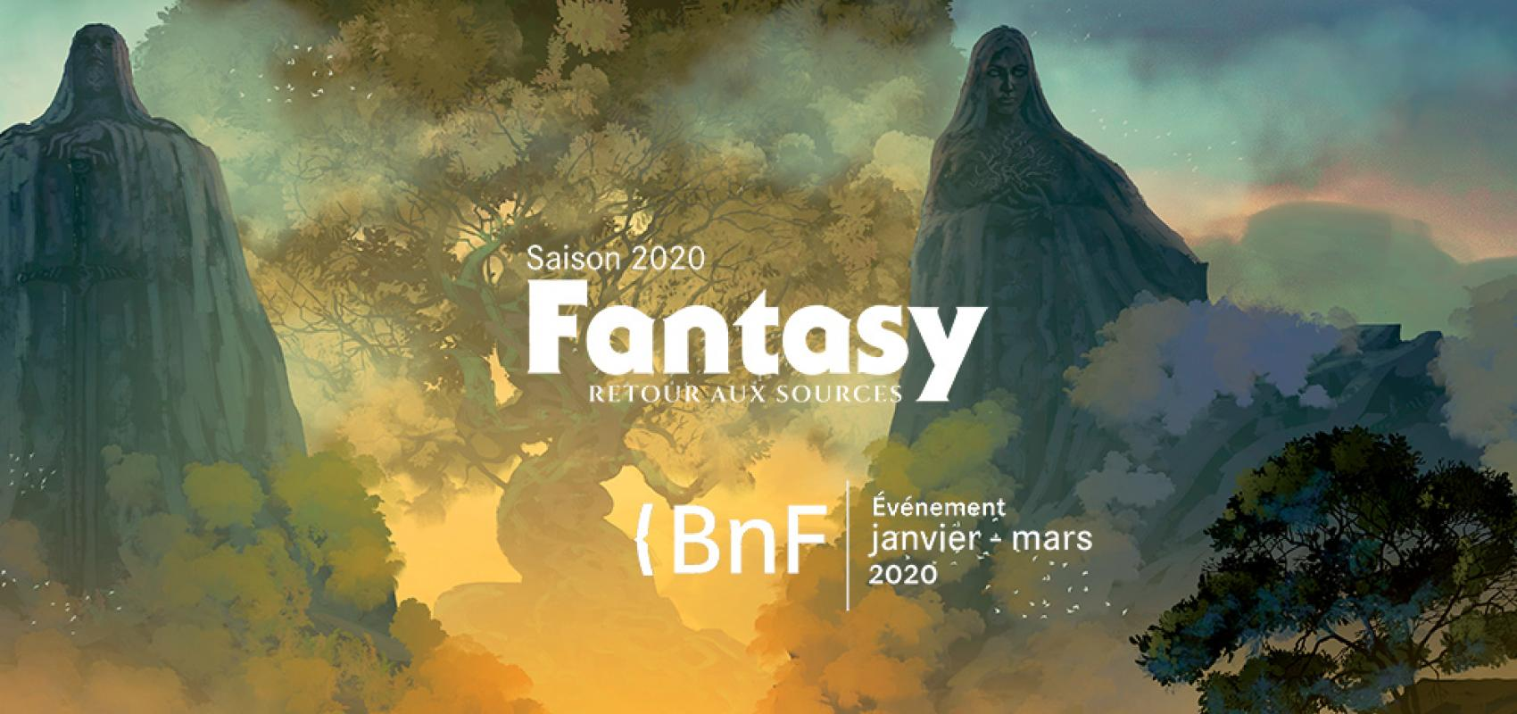 Photo de Fantasy, retour aux sources - La fantasy à l'honneur à la BnF