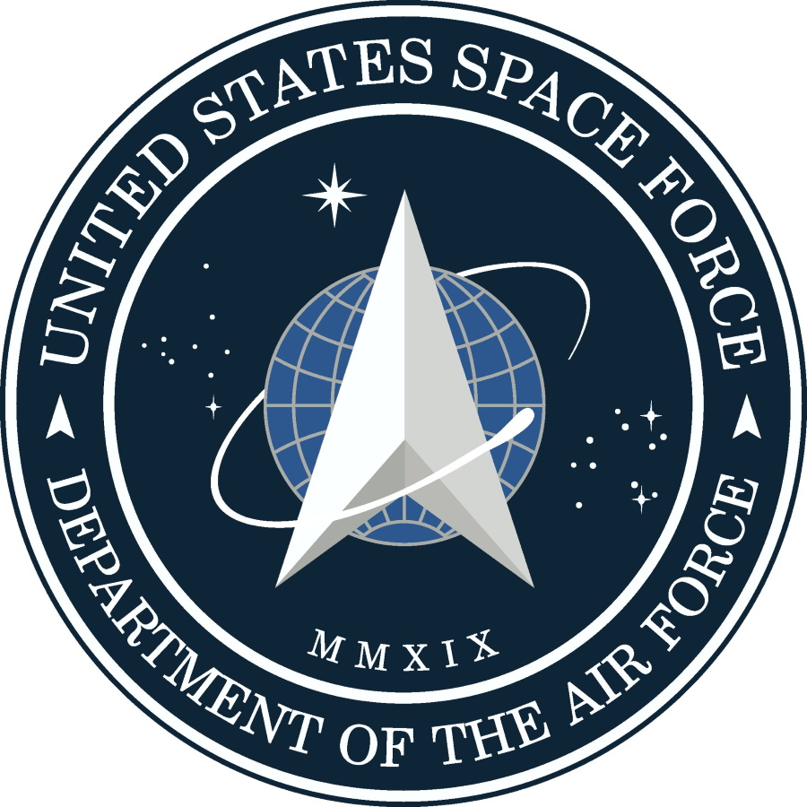 Un logo très SF pour la nouvelle Force spatiale américaine