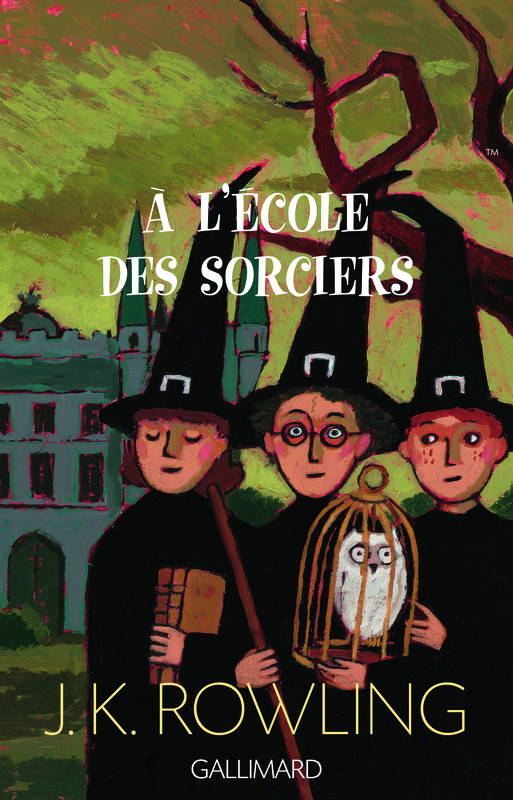 La lecture d'Harry Potter par Bernard Giraudeau sur France Culture