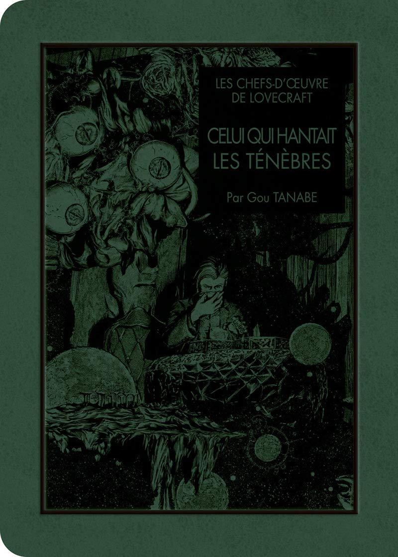 Celui qui hantait les ténèbres de Lovecraft adapté en manga par Gô Tanabe