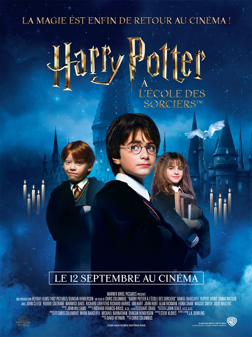 Harry Potter de retour en série !