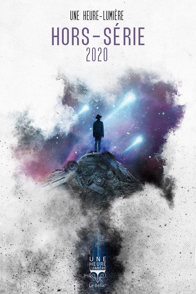 Les dates de sorties des éditeurs de l'imaginaire - Une Heure Lumière avec Le Bélial'