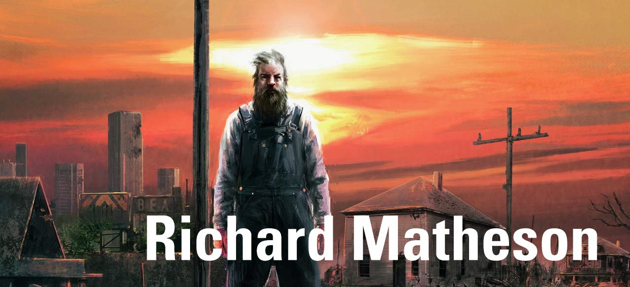 Archive : Interview de Richard Matheson