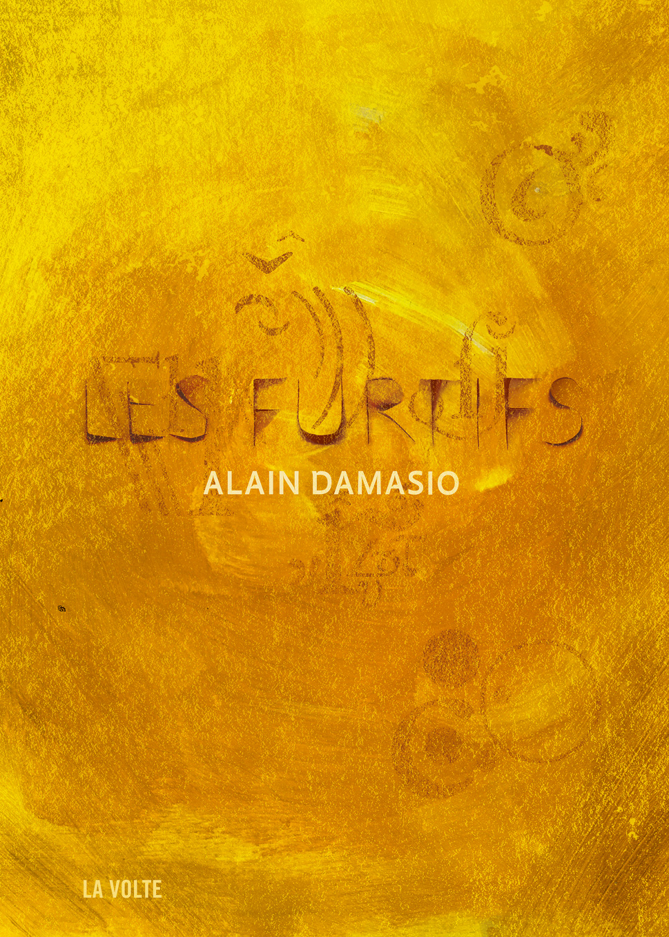 Photo de Alain Damasio - Les Furtifs