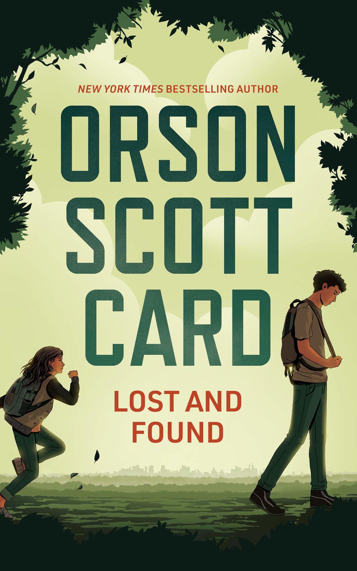 Lost and Found - Le dernier roman d'Orson Scott Card