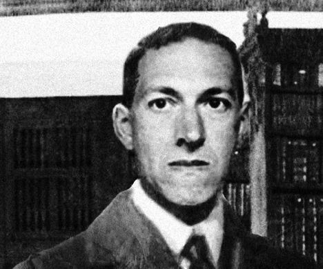 Photo de Howard Philips Lovecraft