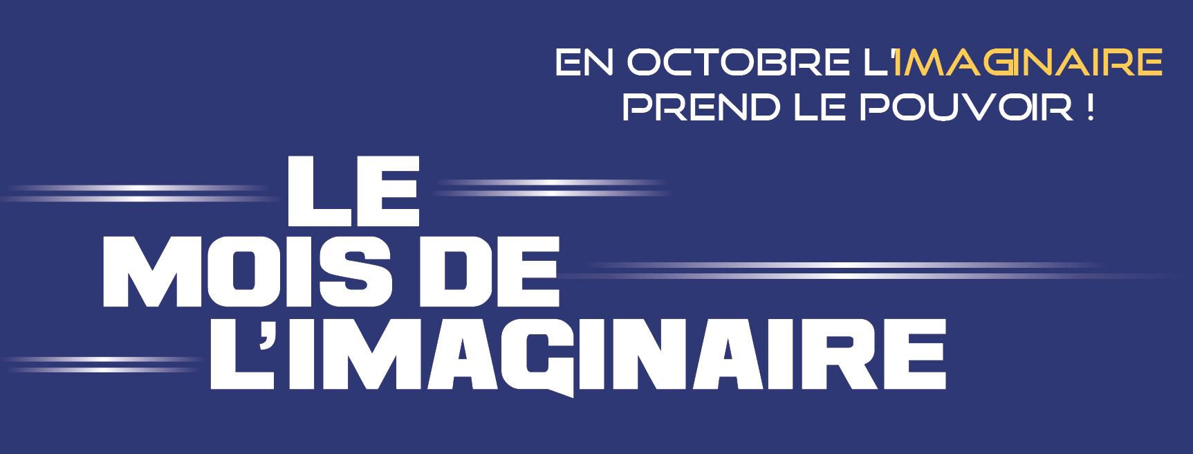 Le Mois de l'Imaginaire de vos auteurs #3 avec Patrick Dewdney, Adrien Tomas et Franck Ferric