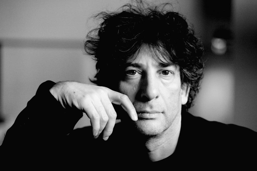 Les archives Actusf : Utopiales 12 : Conférence Rencontre avec Neil Gaiman
