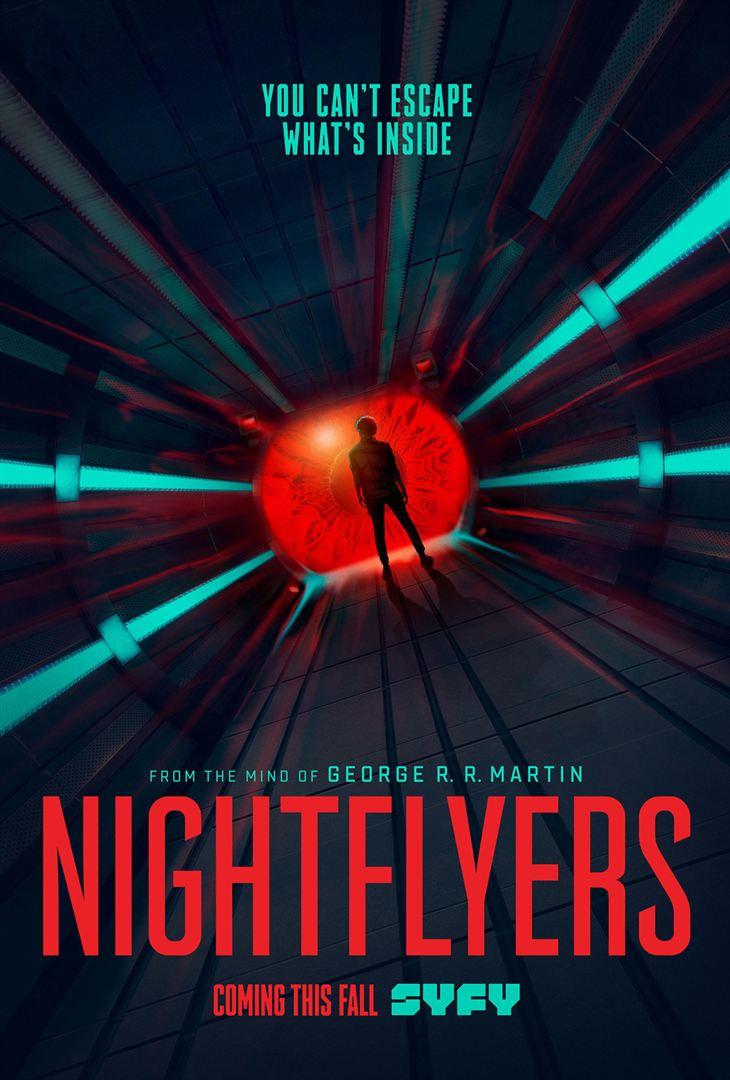 Nightflyers : la série spatiale de G.R.R. Martin débarque sur Netflix