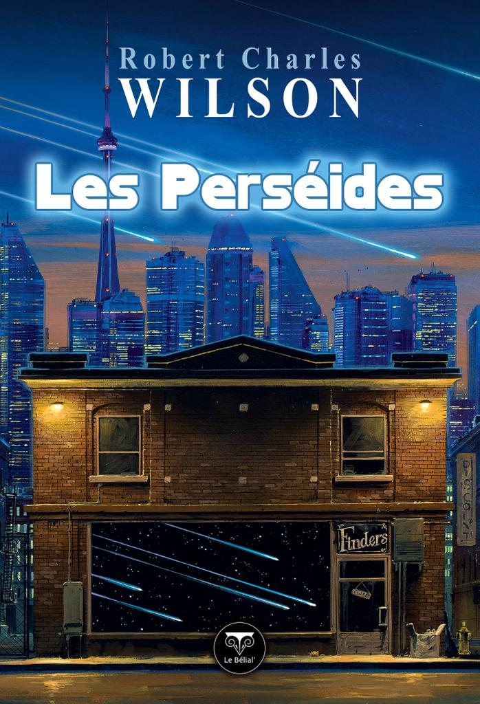 Archives : Interview de Robert Charles Wilson sur les Perséides