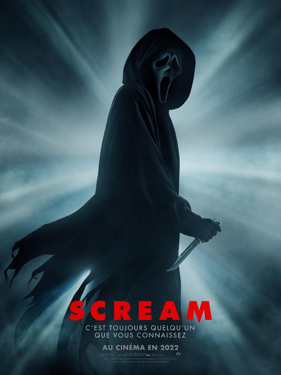 Le tueur de Scream de retour dans un 5e opus avec une bande-annonce !