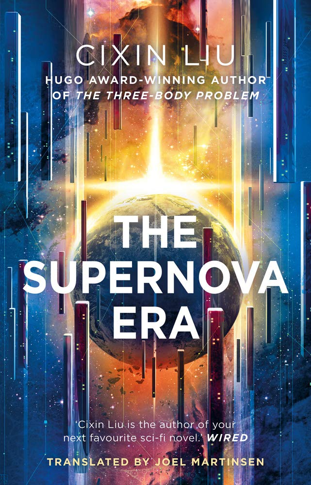Photo de The Supernova Era - Le nouveau roman de Liu Cixin