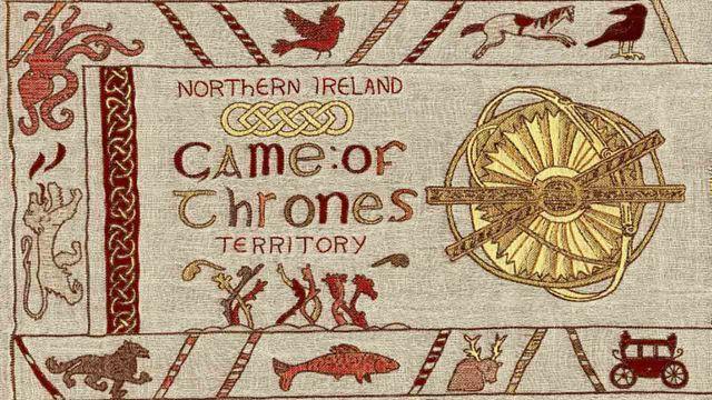Game of Thrones - une tapisserie de 90 m de long à Bayeux