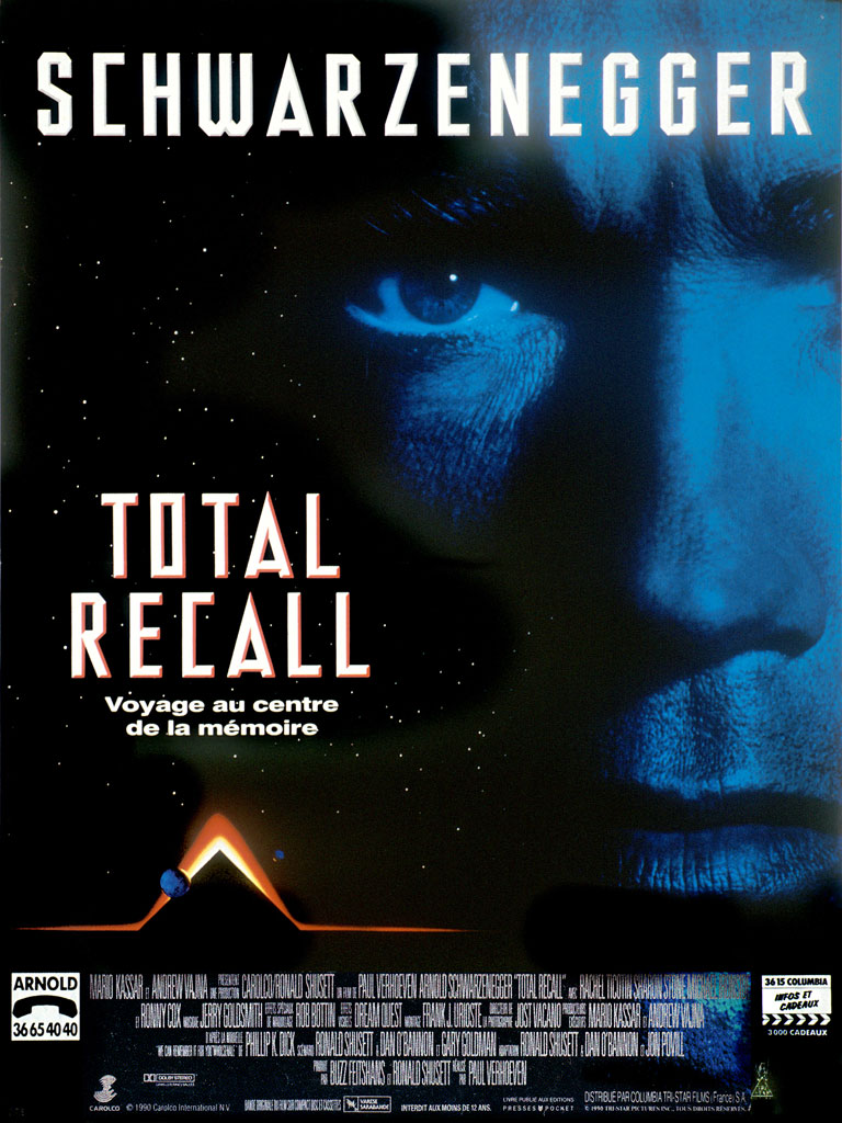 Total Recall - L'analyse